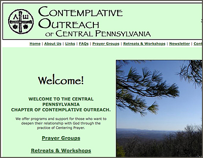 Contemplative Outreach of Central Pennsylvania