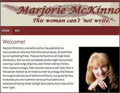 Marjorie McKinnon Writes